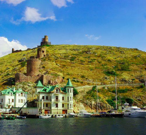 Крым: итальянское наследие_foto