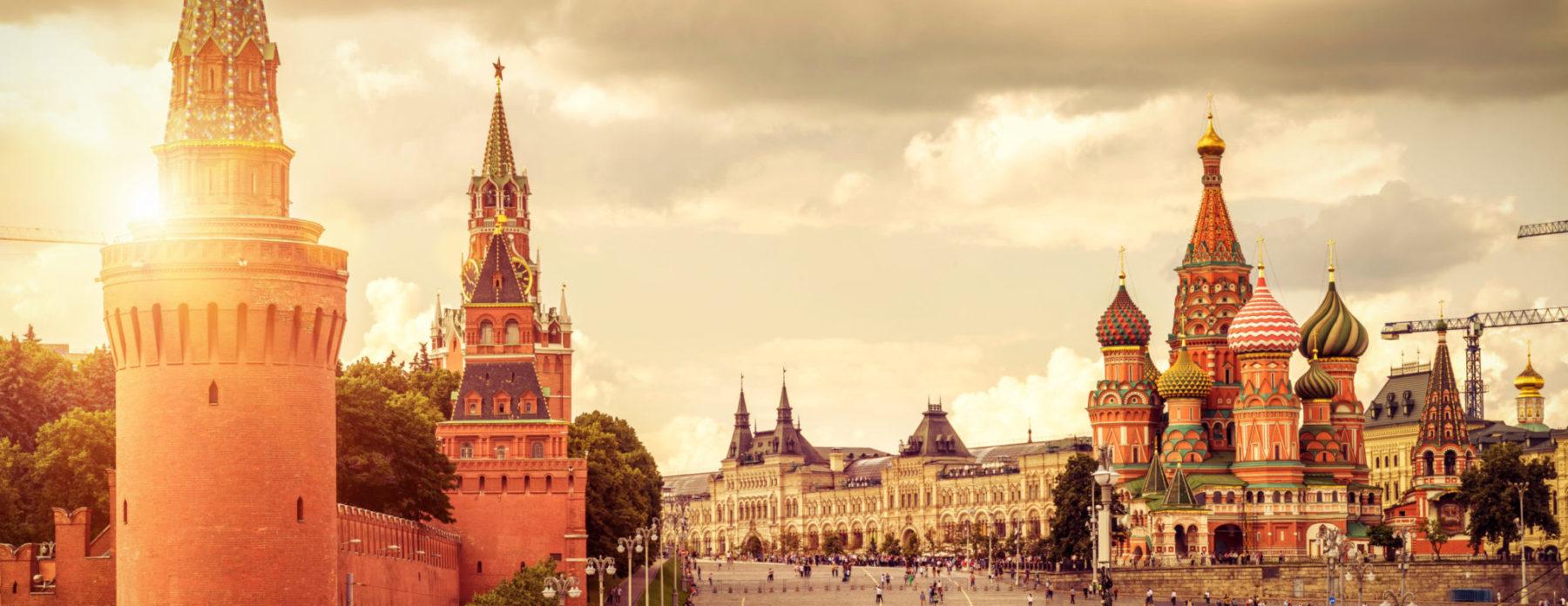 Москва: 5 песен о лучшем городе