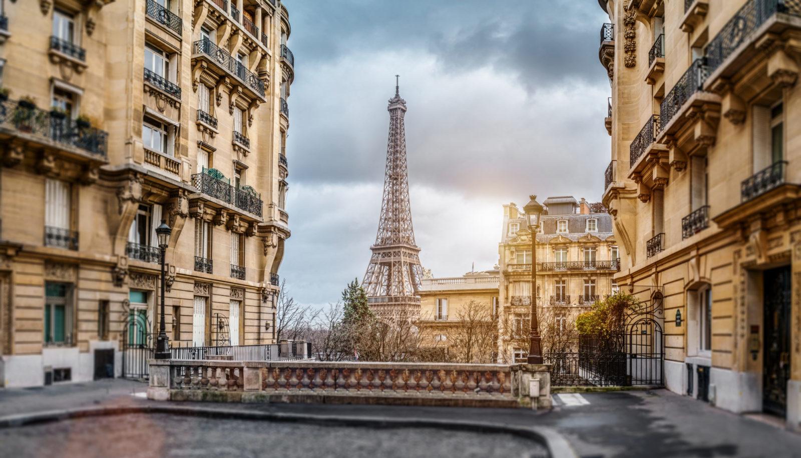 Как вернуться в Париж