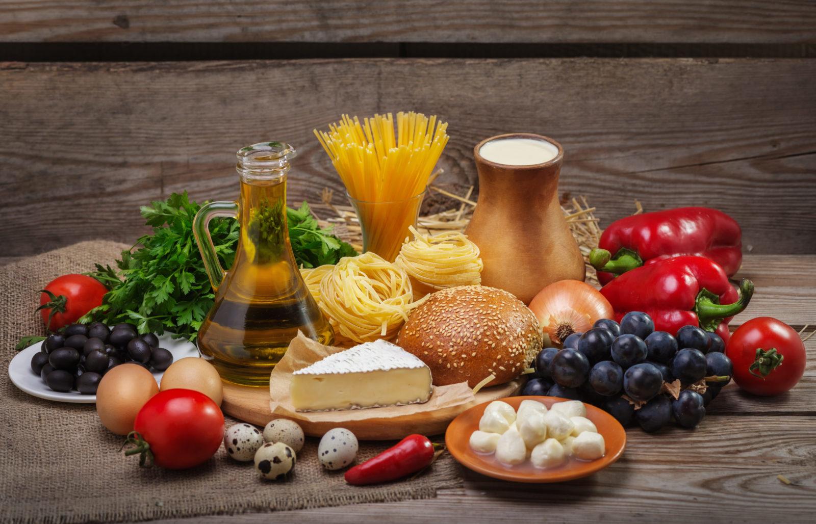Как контролировать порции методом тарелки