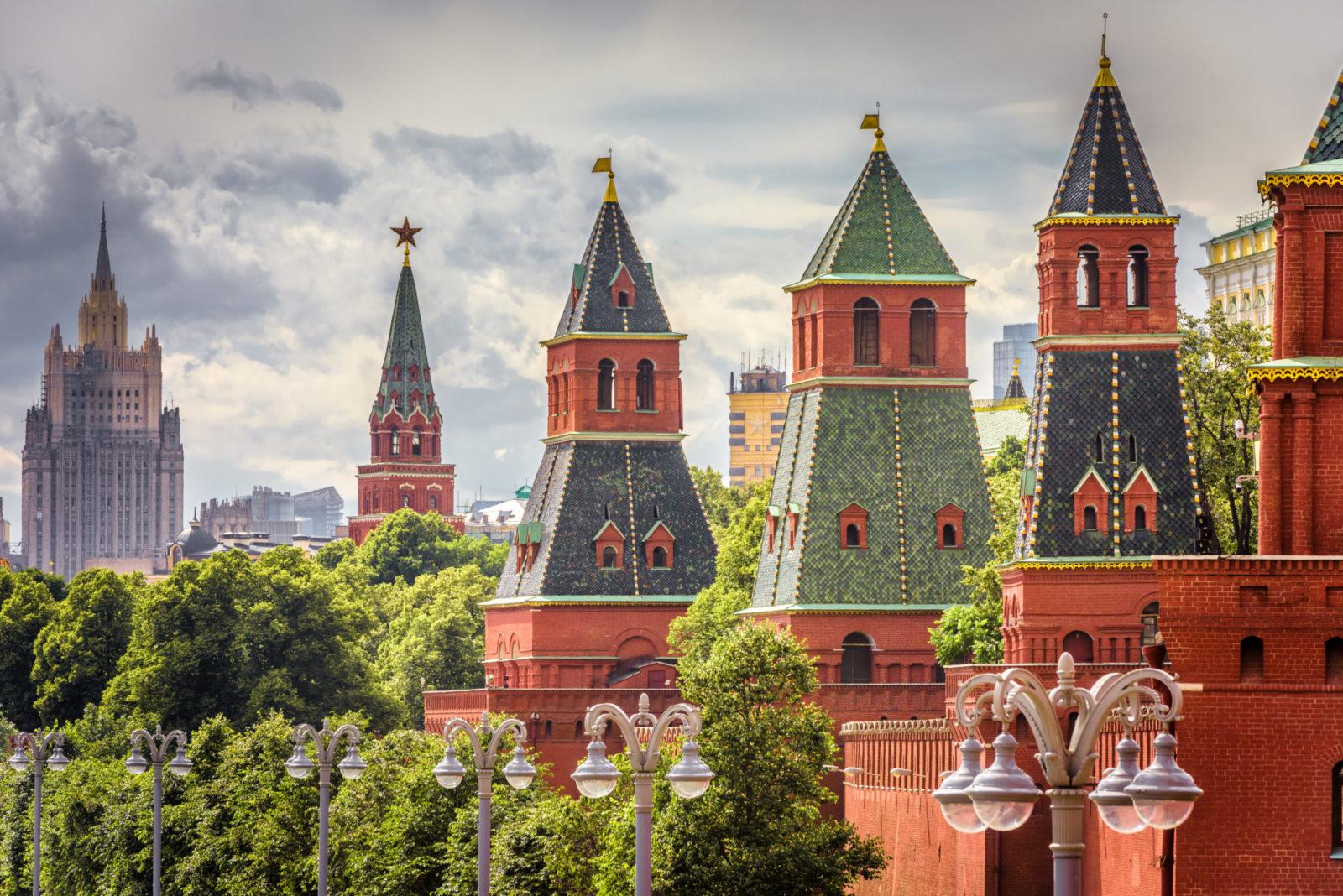Увидеть Кремль и… осмотреть!