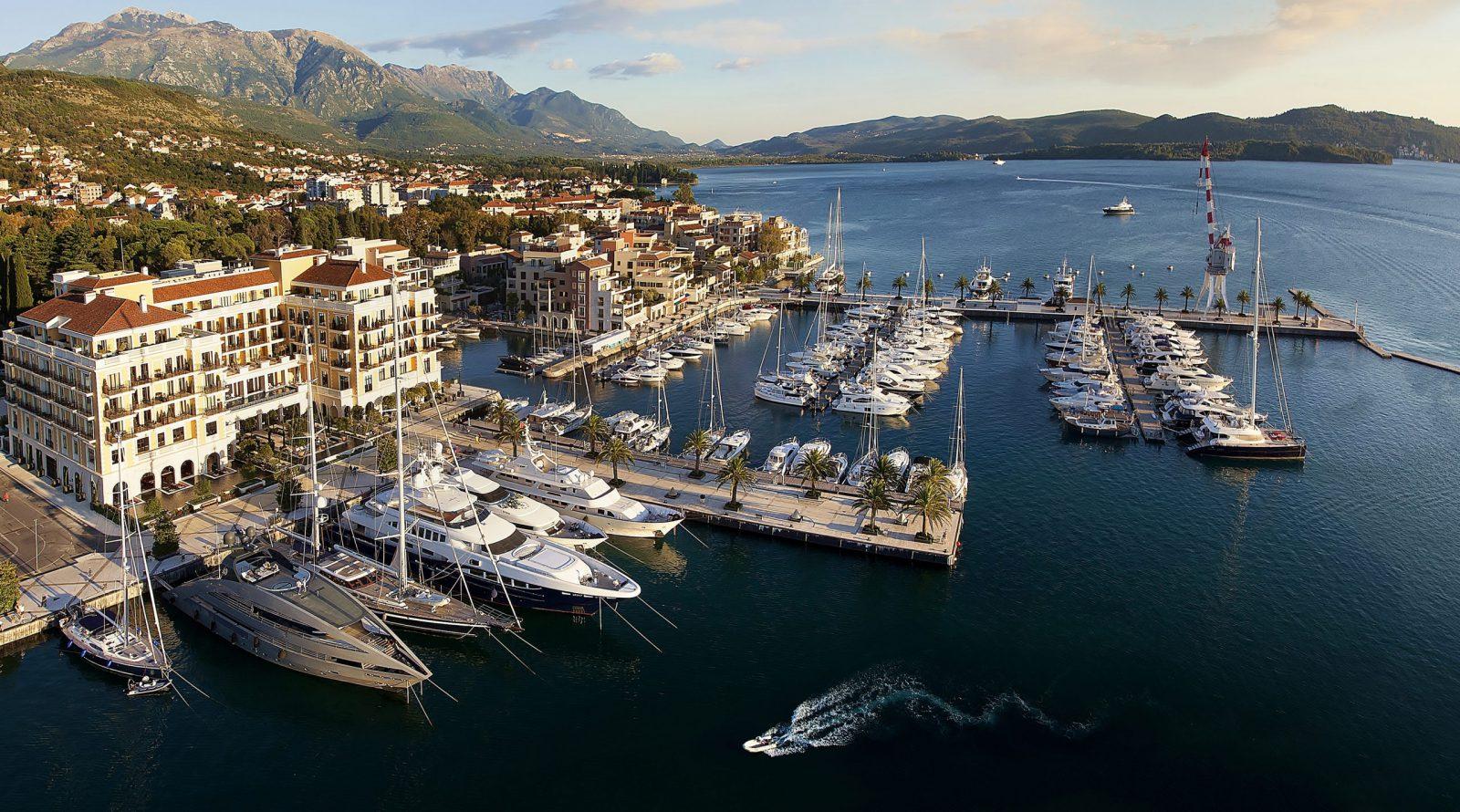 Черногория для любителей яхт