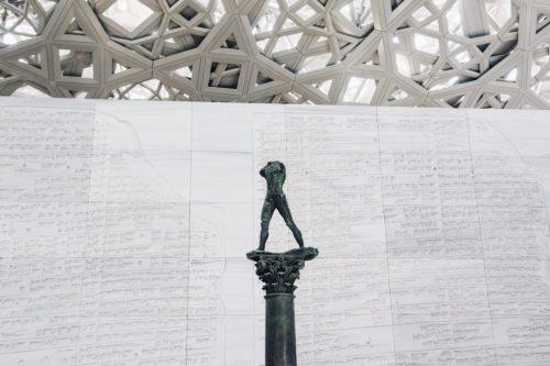 Лувр Абу-Даби. Костры амбиций_foto