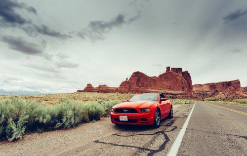 Ford Mustang — американский идол
