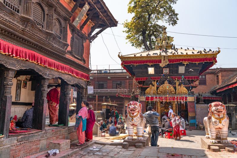 Непал. Прогулки по «Крыше мира»
