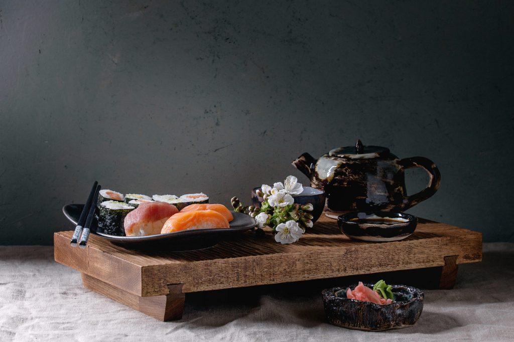 Япония. Чужой обед