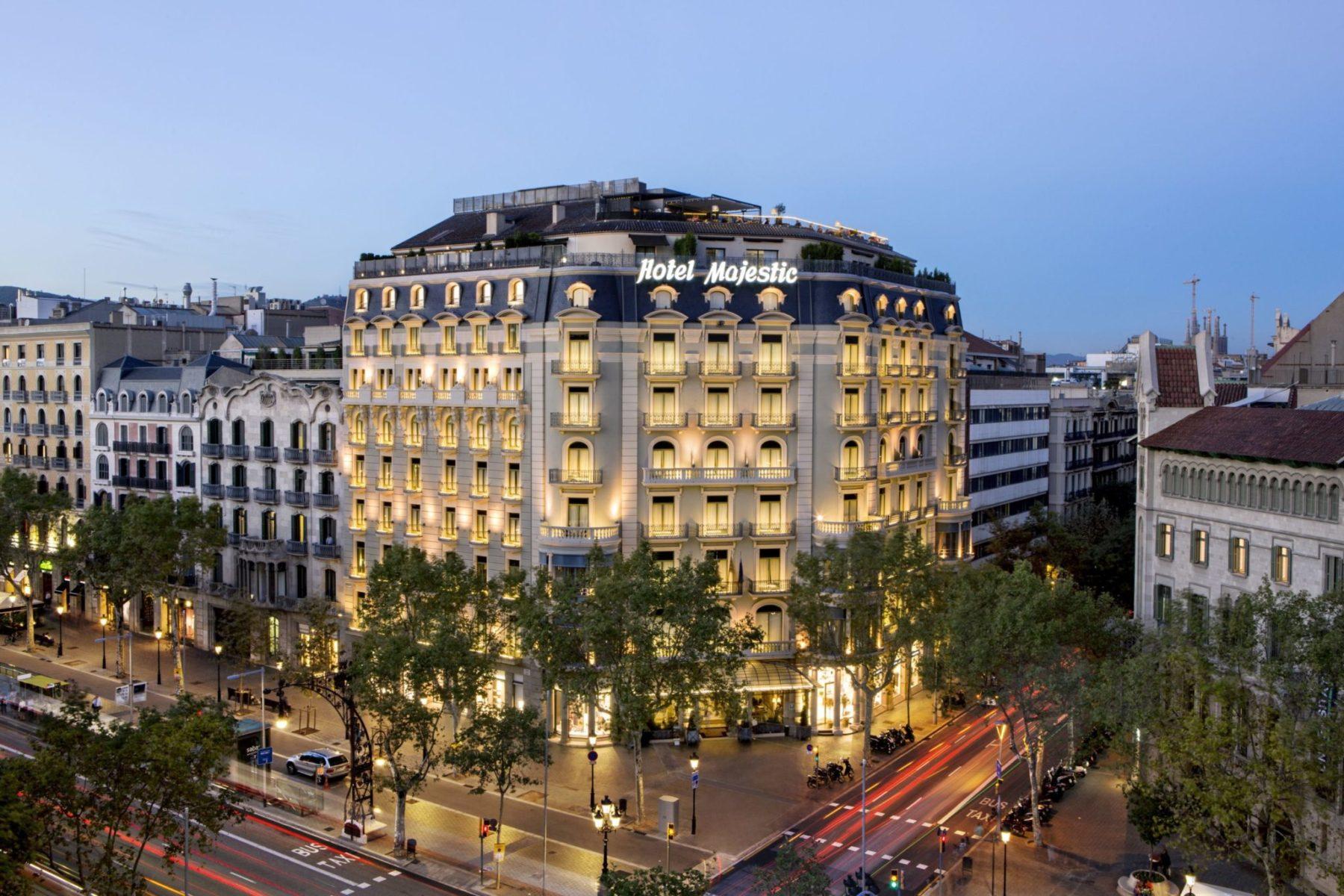 Барселона. Центральное значение
