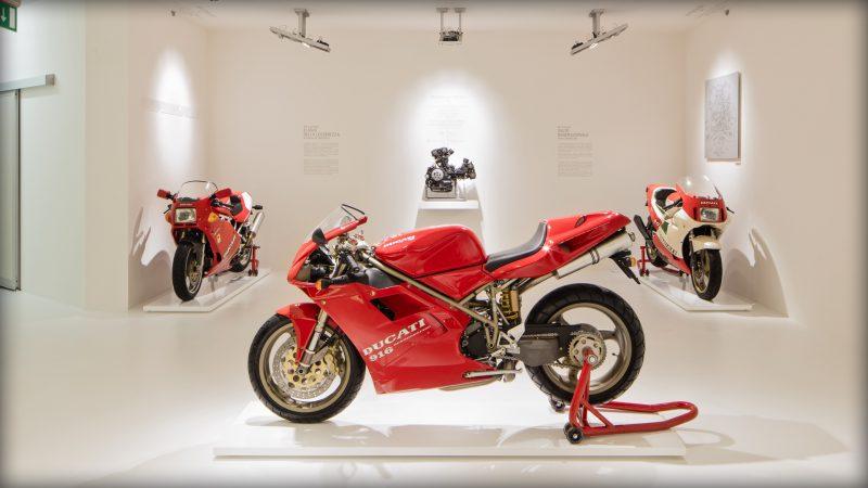 Ducati. Искусство движения