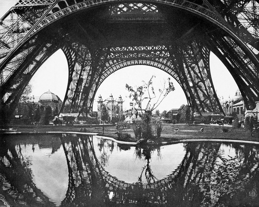 Миражи Парижа