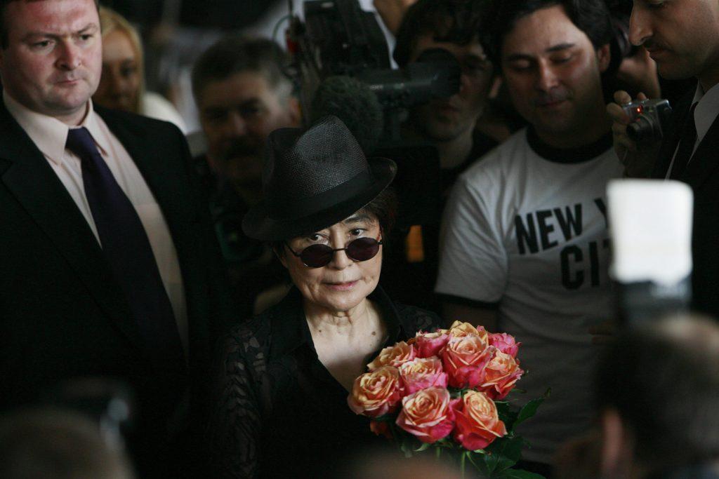 Йоко Оно. О счастливой доле тараканов