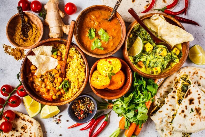 Индия. Кухня сансары