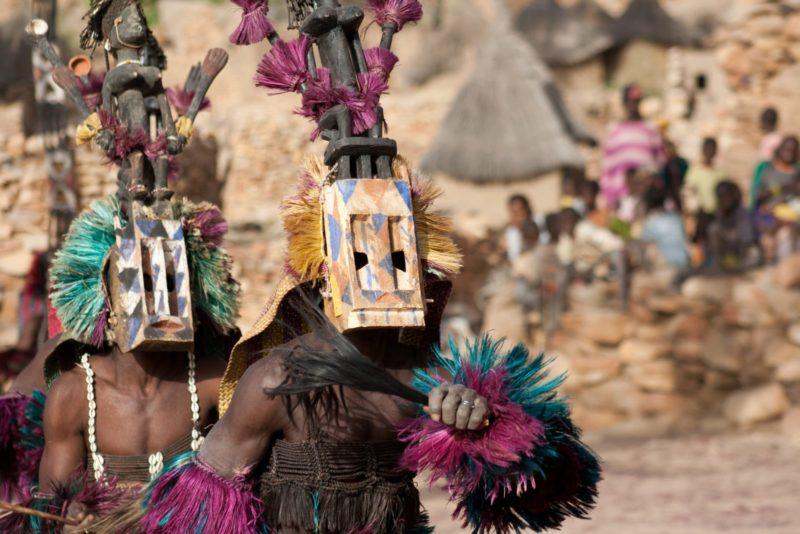 Мали. Племенная территория_foto
