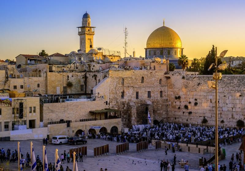 Иерусалим. День и ночь «Махане Иегуды»