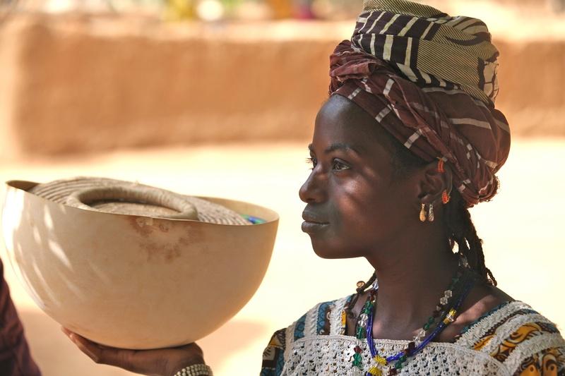 Мали. Племенная территория