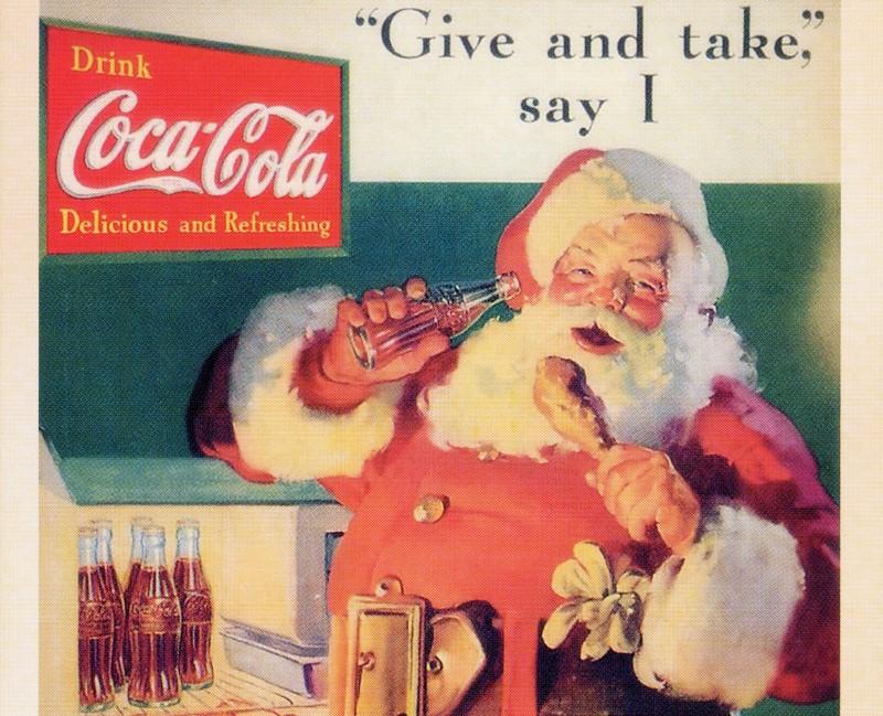 Санта-Клаус. История одного бренда