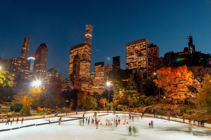 Где кататься на коньках_foto
