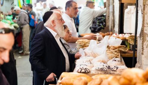 Иерусалим. День и ночь «Махане Иегуды»_foto