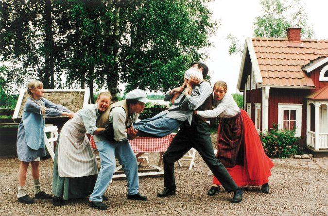 Сказочная Швеция_foto