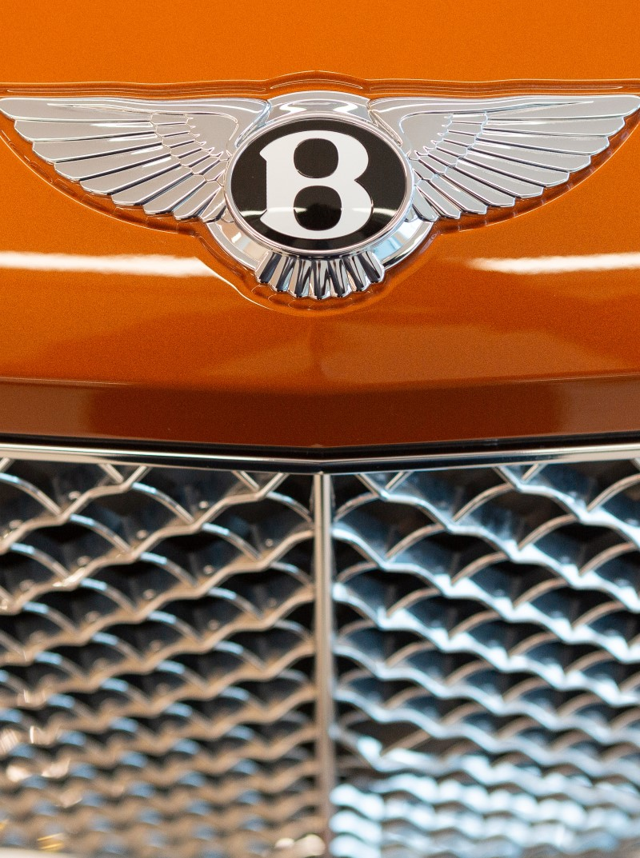 Bentley Bentayga. Статус исключительности_foto