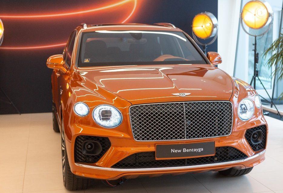 Bentley Bentayga. Статус исключительности