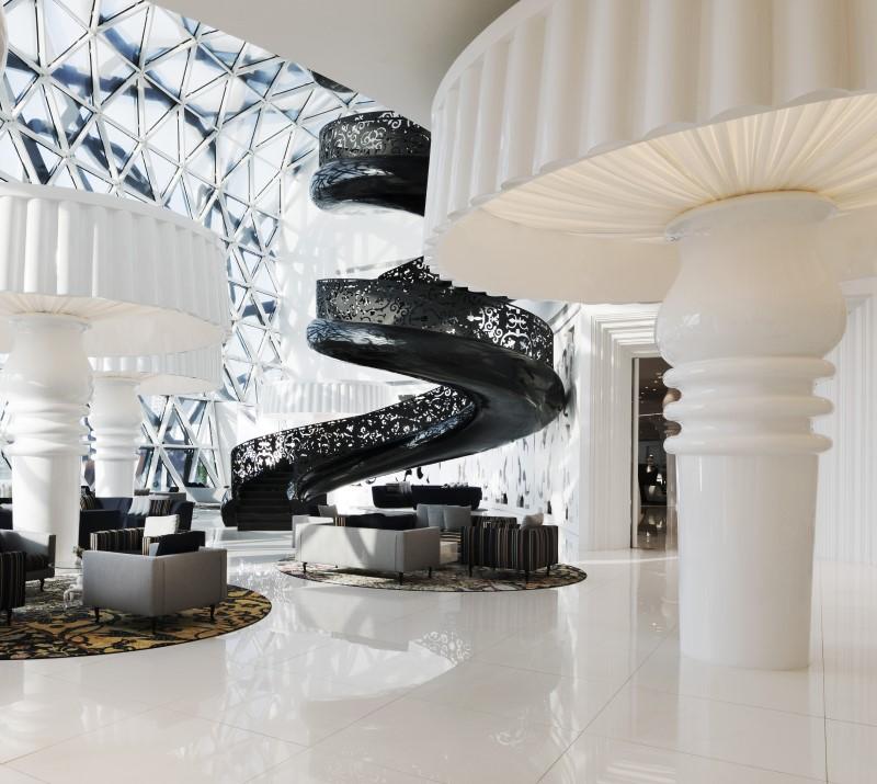 Доха. Арабское барокко Марселя Вандерса