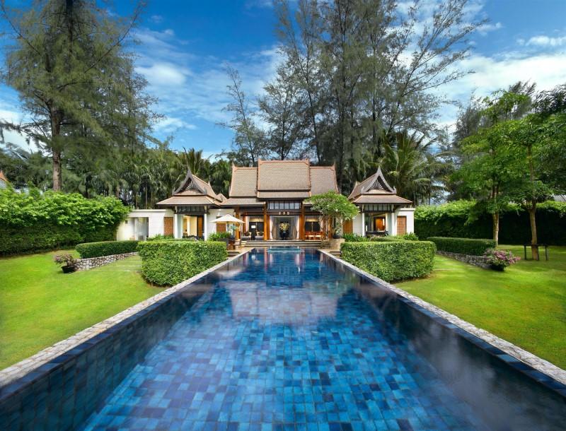 Таиланд. Banyan Tree Phuket