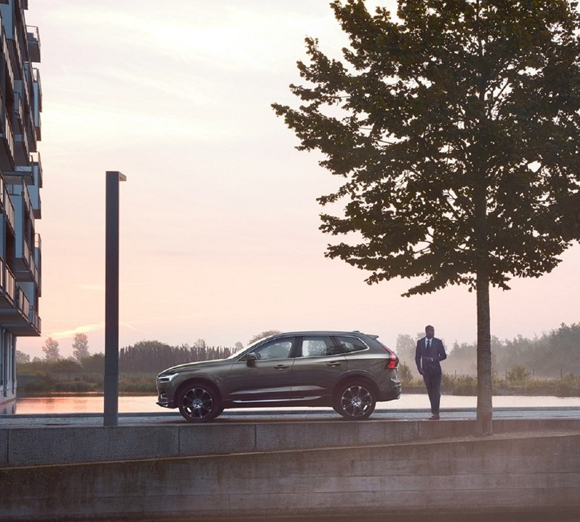 Volvo Car Drive: владей, не покупая!
