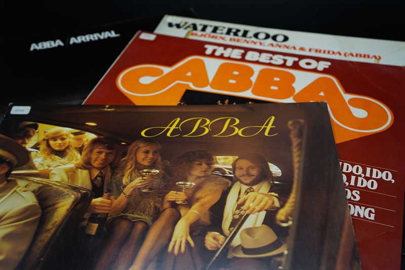 ABBA. Happy New Year