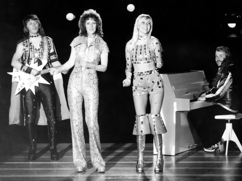 ABBA. Happy New Year_foto