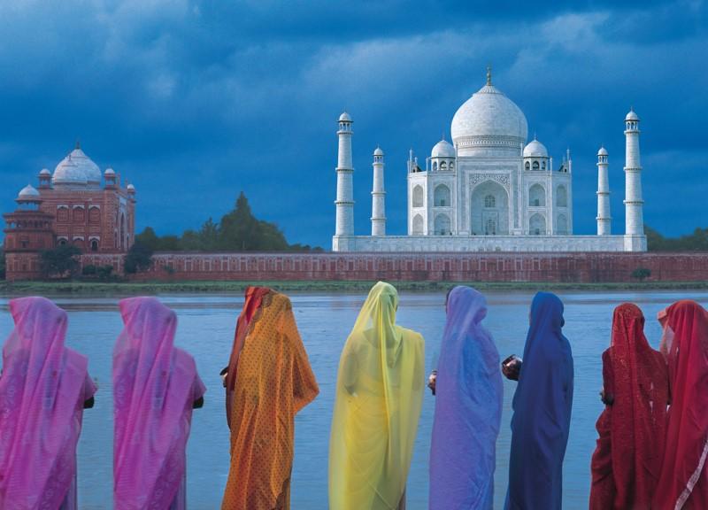 Тадж-Махал. Дворец любви