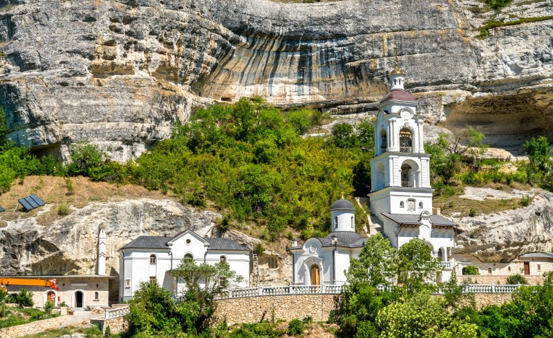 Бахчисарай. Крымская сокровищница_foto