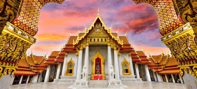Таиланд. Тур по столице