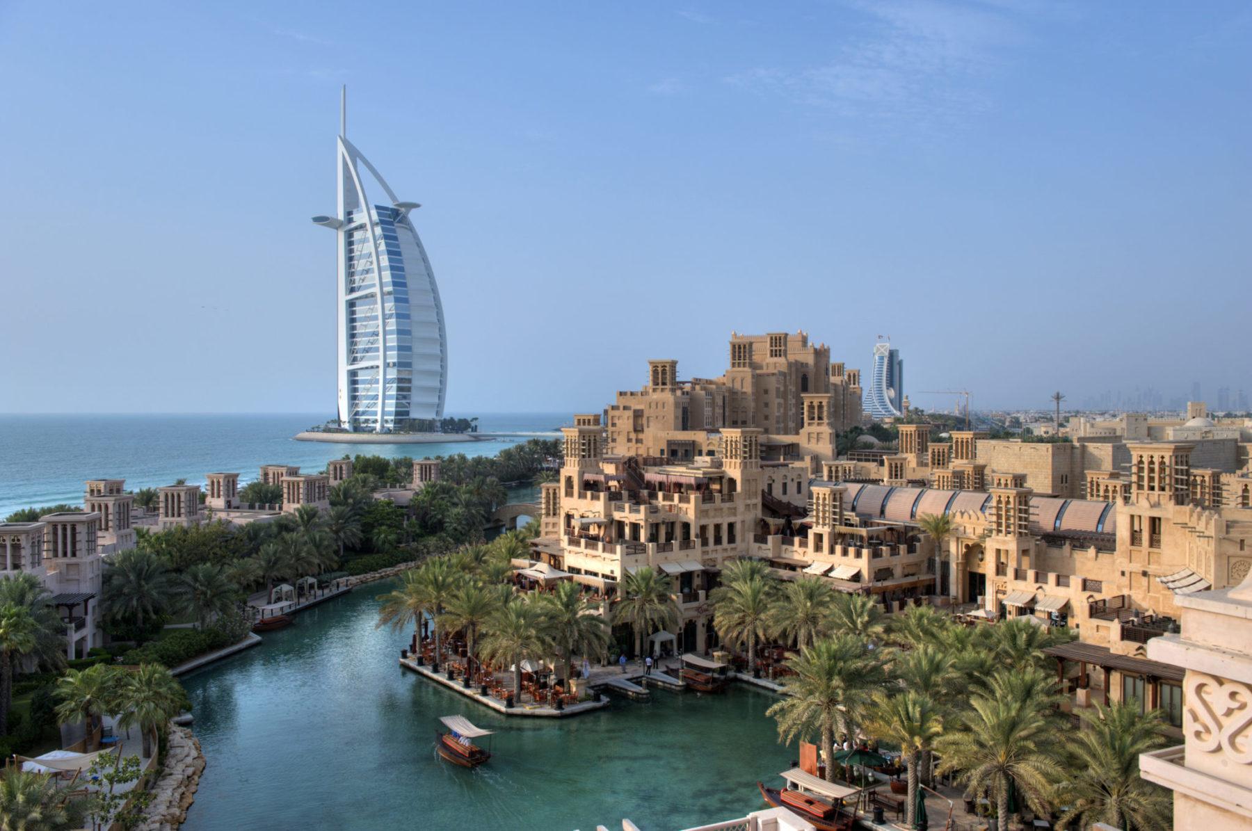 Дубай: ТОП достопримечательностей