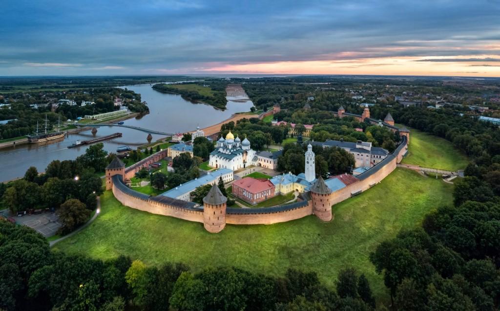 Новгород. Великая красота