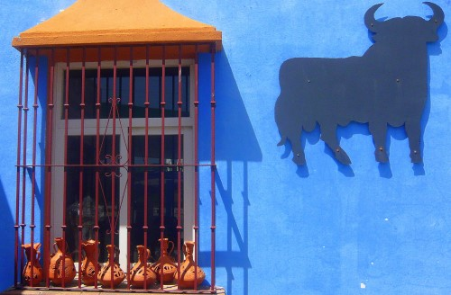 Снятся людям иногда голубые города…_foto
