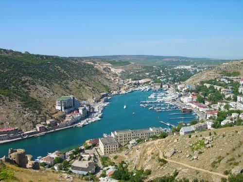 Пляжный Крым_foto