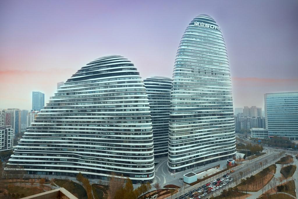 Что сообщают здания в Китае_foto