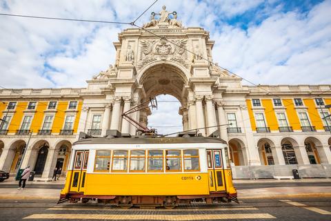 Лиссабон. Жизнь с видом на океан