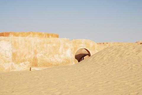 Далекая планета Тунис_foto
