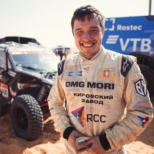 Сергей Карякин. Dakar без границ
