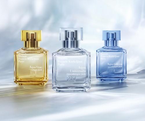 Новые ароматы Maison Francis Kurkdjian