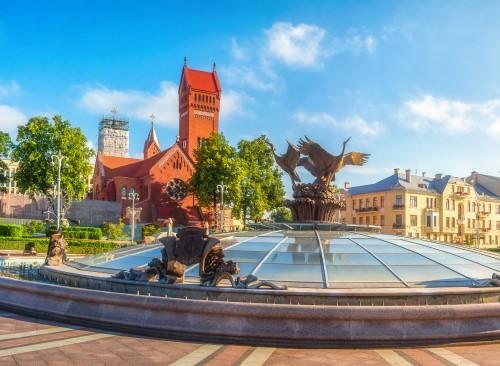 Из Екатеринбурга в Минск