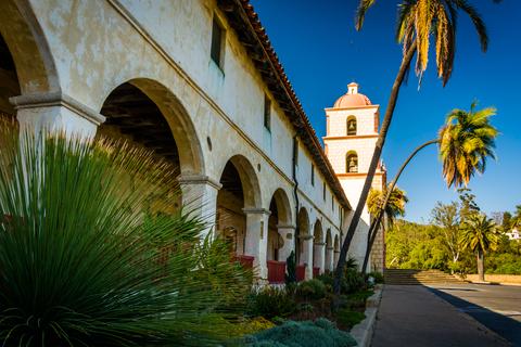 Миссия: Санта-Барбара
