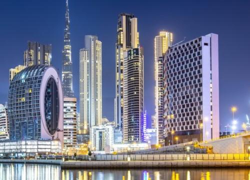 Дубай в один клик