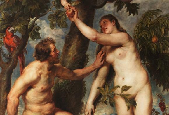Тициан и Рубенс. Всё о Еве