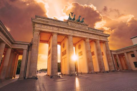 Берлин. Мелодии одиноких душ