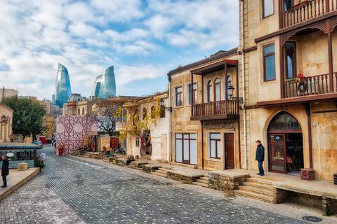 Открытие Баку
