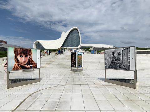 Открытие Баку_foto