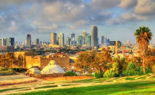 Тель-Авив. В режиме нон-стоп