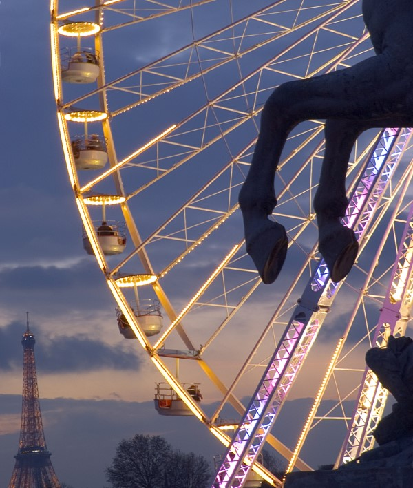 Париж, mon amour